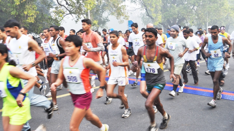 Mawana Indian Open Marathon 2011